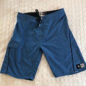 Rip Curl Mens Board Shorts. SZ 31